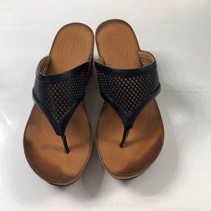 Clarks Wedge Sandal
